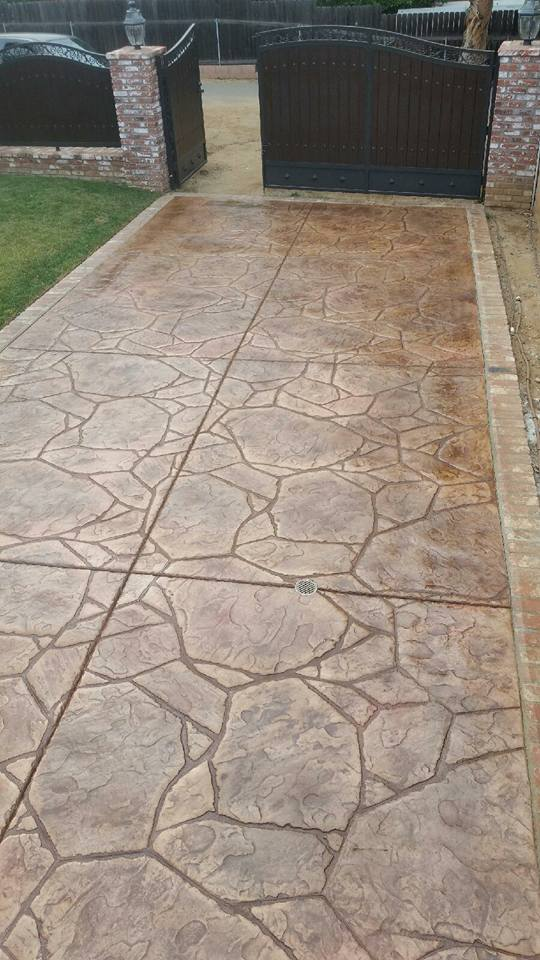 Decorative Colored Concrete Contractor Carlsbad Ca, Stamped Concrete Contractors in Carlsbad