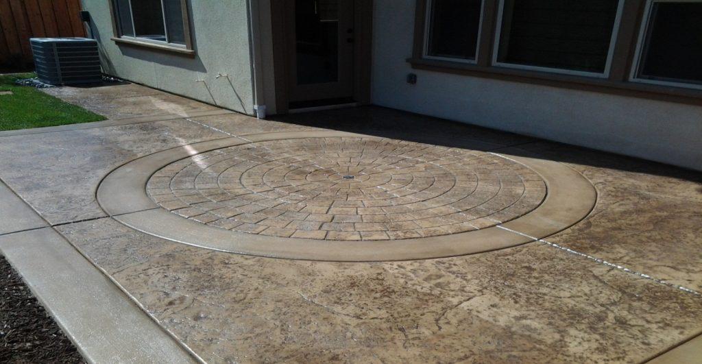Stamped Concrete Driveway Contractor Carlsbad, Decorative Concrete Carlsbad