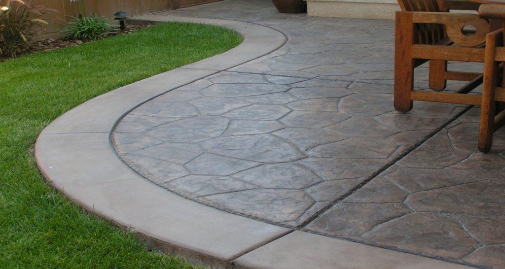 Stamped Concrete Contractor in Carlsbad, Decorative Concrete Company Carlsbad