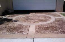 Stamped Driveway Concrete Contractor Carlsbad, Decorative Concrete Company Carlsbad Ca